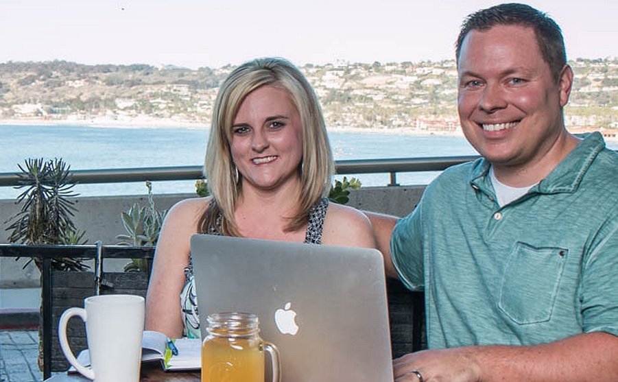 Shane Jocelyn Coffee Shop Beach San Diego SMALL