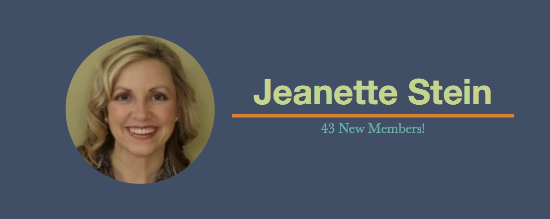 Success Story: Jeanette's 43 New Members While on the 8-week Mastermind