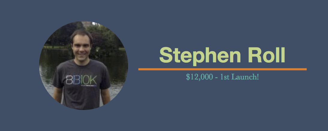 Success Story: Stephen's Sales and Amazing Feedback
