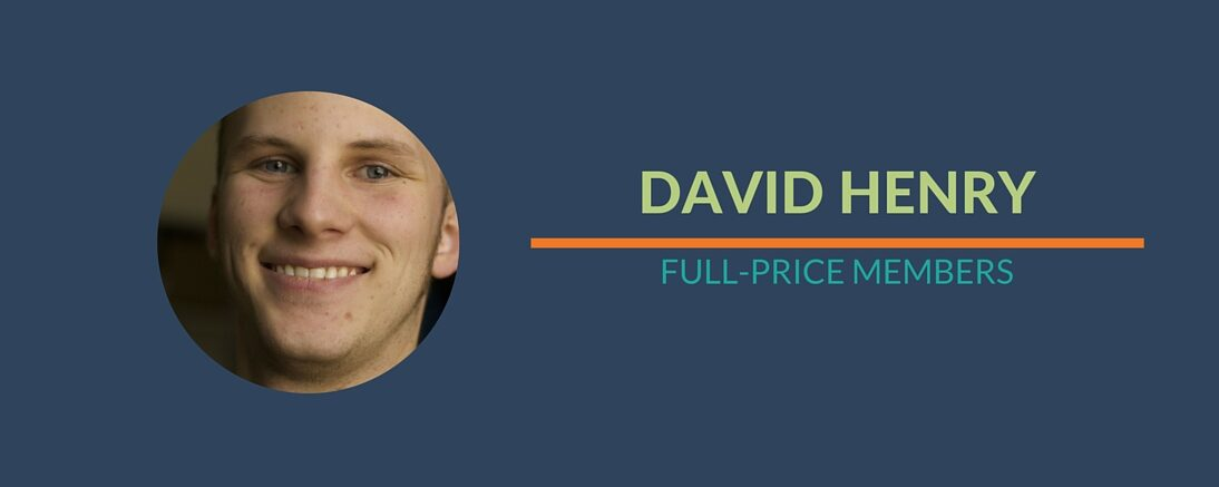 David's First 4 Full-Price Non-Beta Subscribers