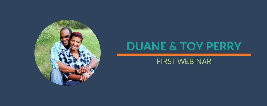 Success Story: First Webinar
