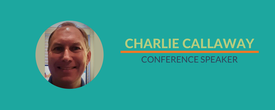 Charlie is Speaking at a Conference!