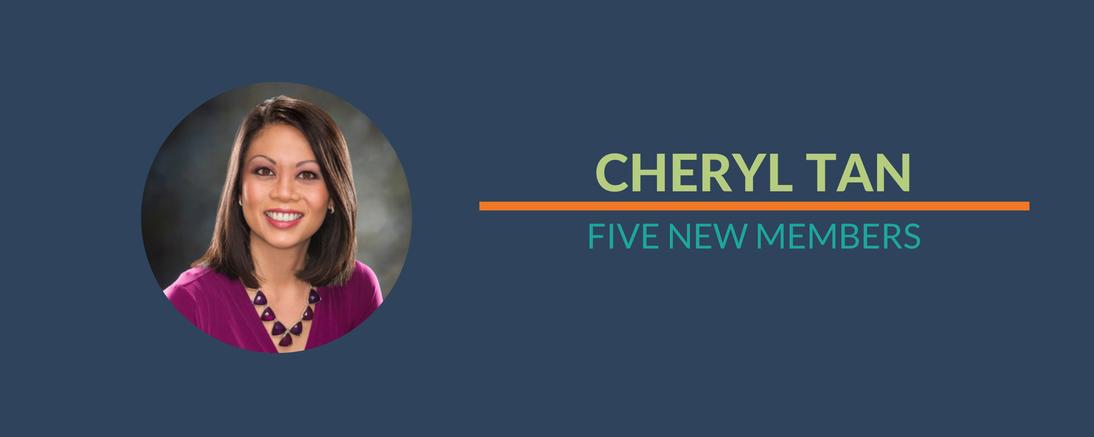 Success Story: Five New Members