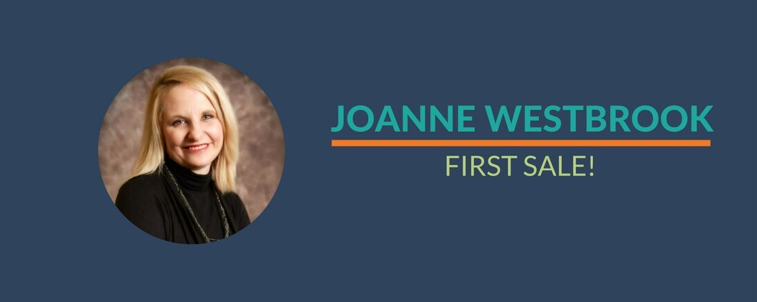 Success Story: JoAnne's First Sale