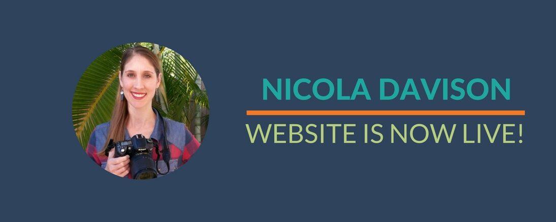 Website Now Live!
