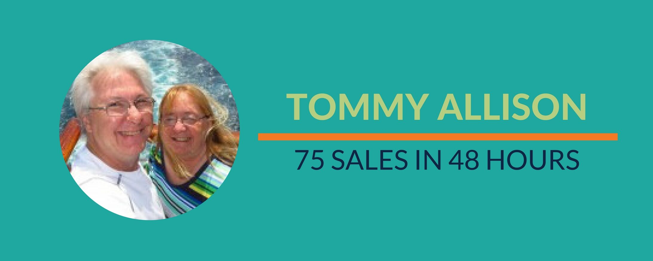 Success Story: 75 Sales in 48 Hours