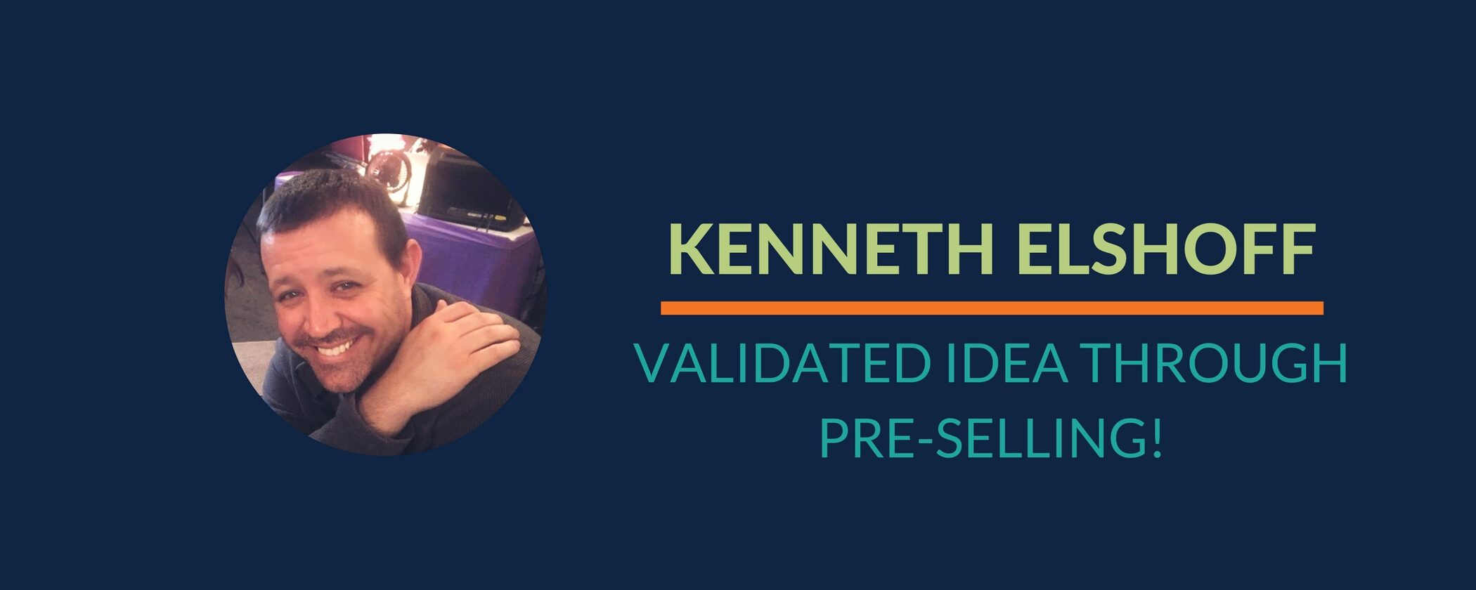Success Story: How Kenneth makes $441 with his coaching pre-sell
