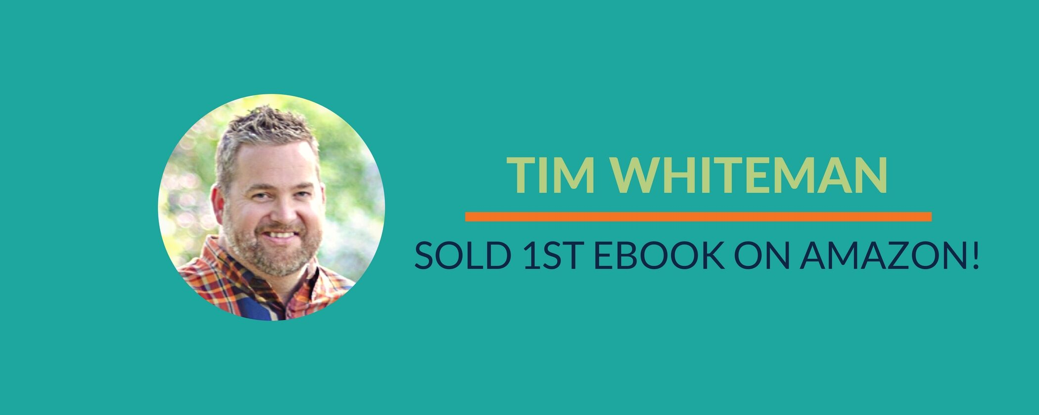 Success Story: Tim's first official sale online