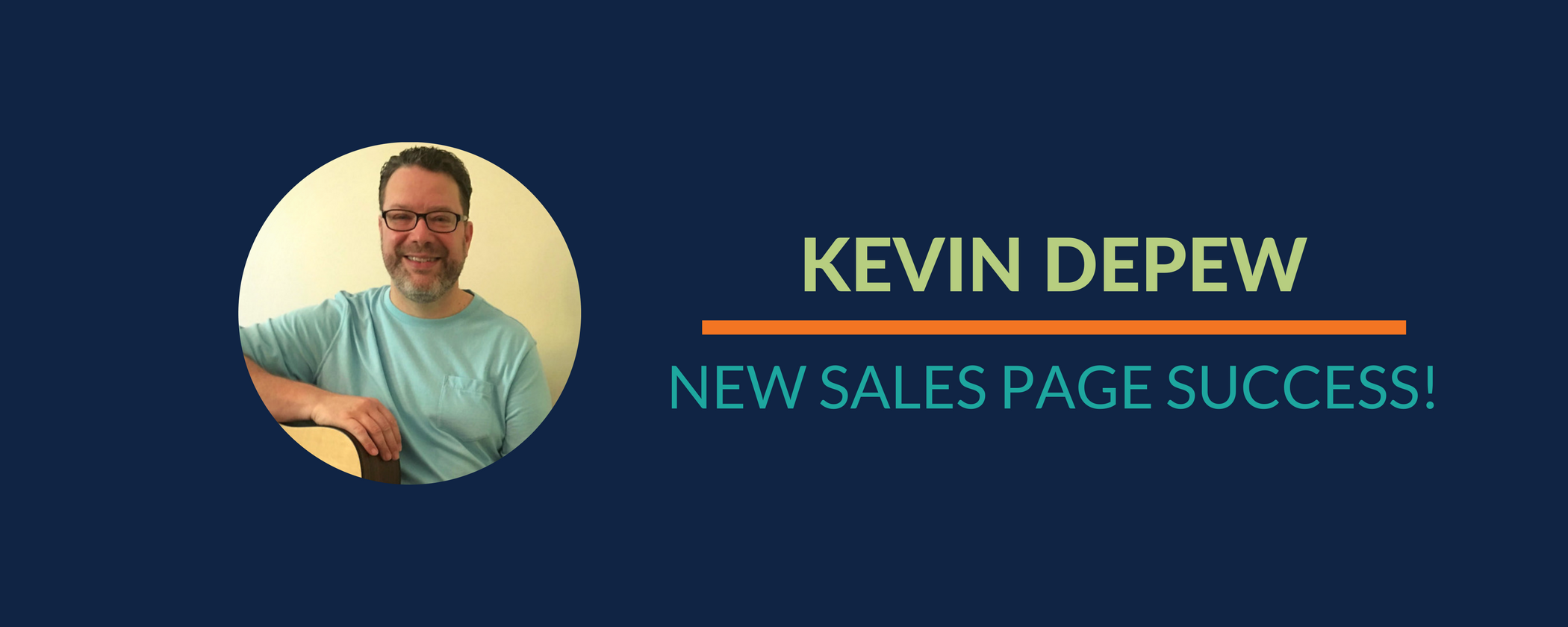 Success Story: How Kevin got 5 NEW members!