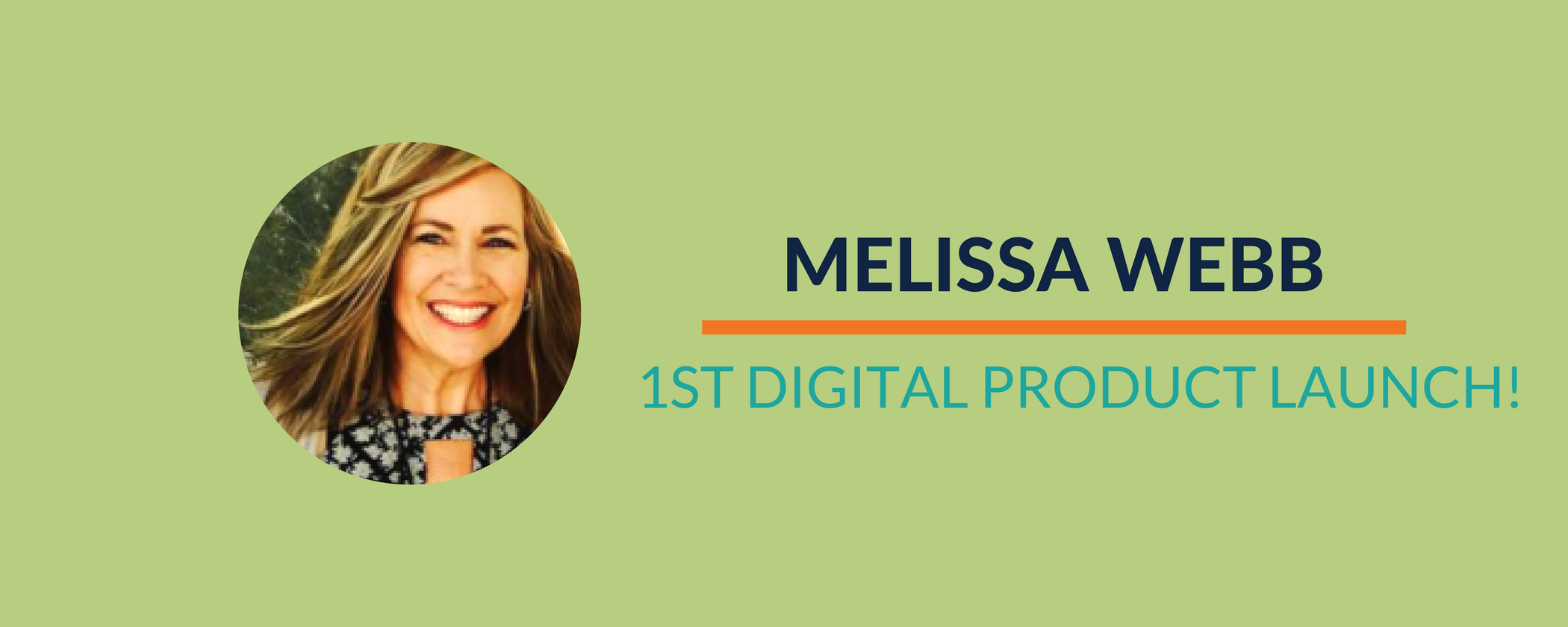 Success Story: Melissa's content is READY!