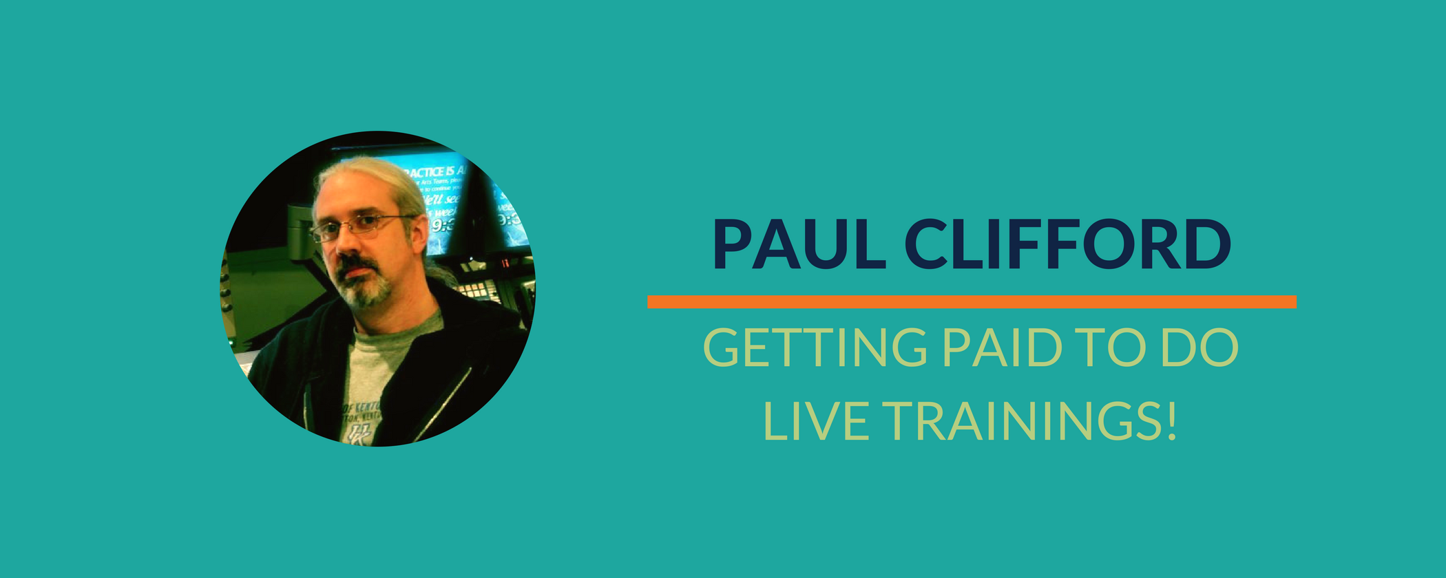 Success Story: Paul's LIVE, in-person, training tour