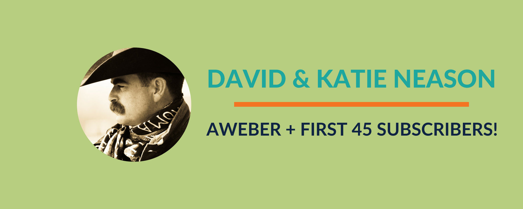 Success Story: David & Katie's dedication to lay out the foundations of their online business garners a 36% email list conversion rate!