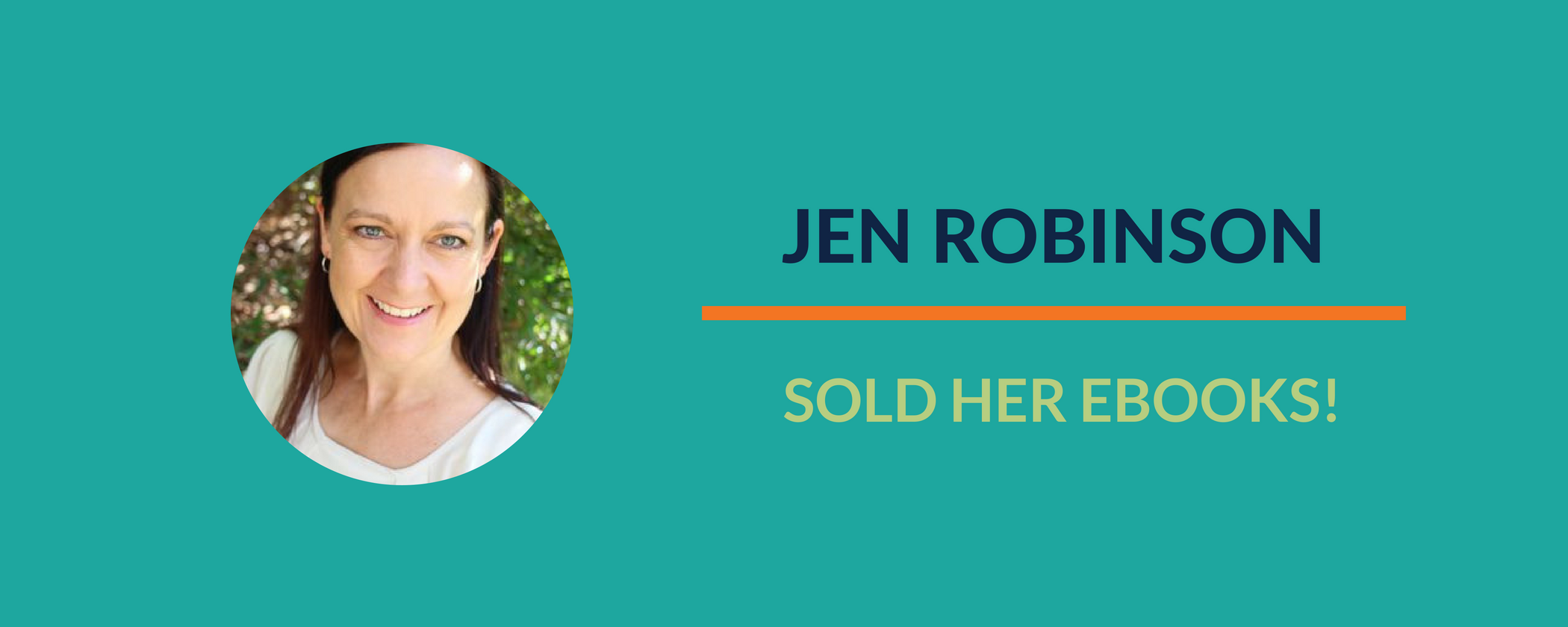 Success Story: How Jen sparked her audience's interest and sold 2 eBooks!