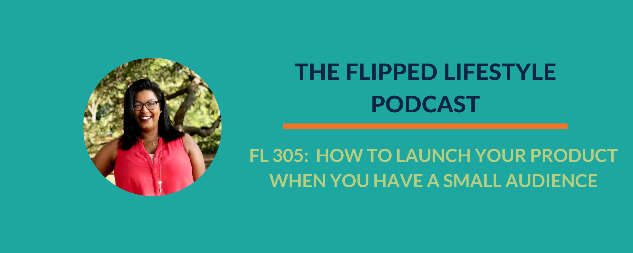 EARLY PODCAST:  FL305 - How to Launch Your Product When You Have a Small Audience